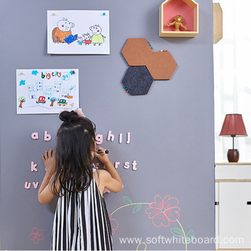 Homemade Weatherproof Cheap Blank Gray Chalkboard